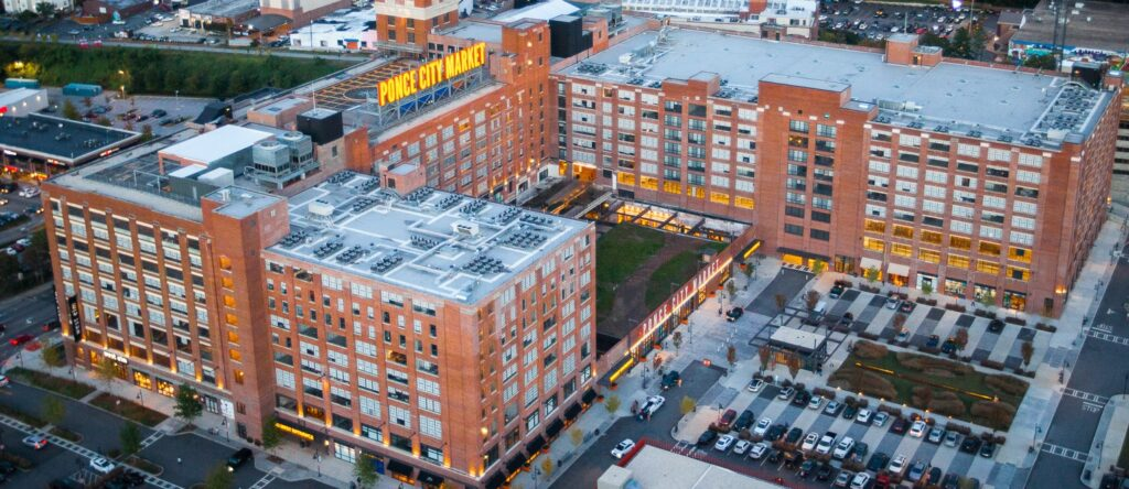 Ponce City Market | Furnished Apartments Atlanta